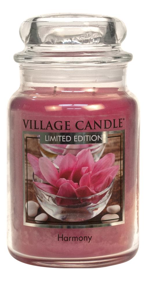 Купить Ароматическая свеча Harmony: свеча 602г, Village Candle