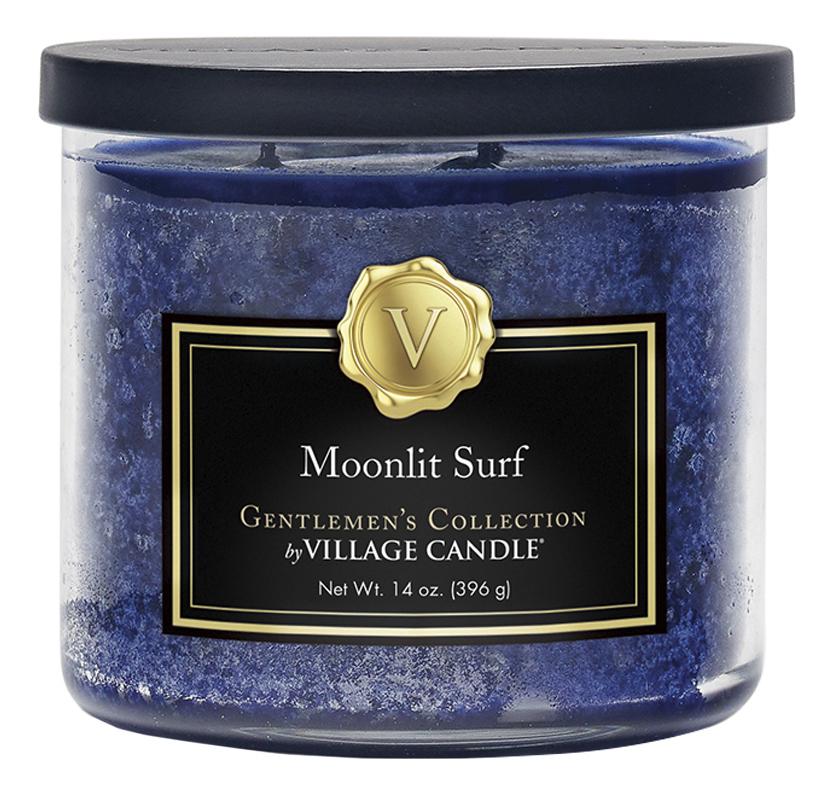 Купить Ароматическая свеча Moonlit Surf: свеча 396г, Village Candle
