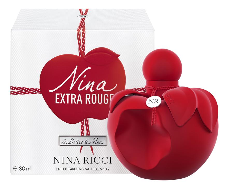 nina ricci les belles delice d epices Les Belles De Nina Extra Rouge: парфюмерная вода 80мл