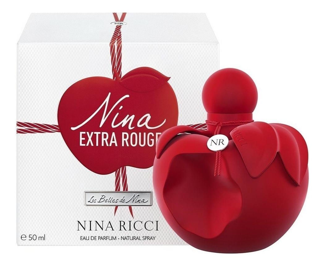 nina ricci les belles delice d epices Les Belles De Nina Extra Rouge: парфюмерная вода 50мл