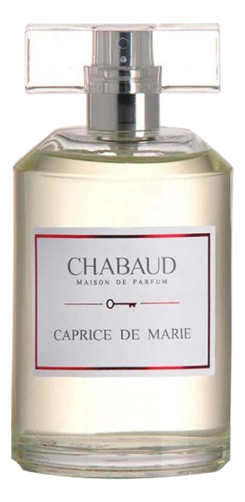Купить Caprice De Marie: парфюмерная вода 100мл, Chabaud Maison de Parfum