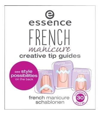 Шаблоны для ногтей French Manicure