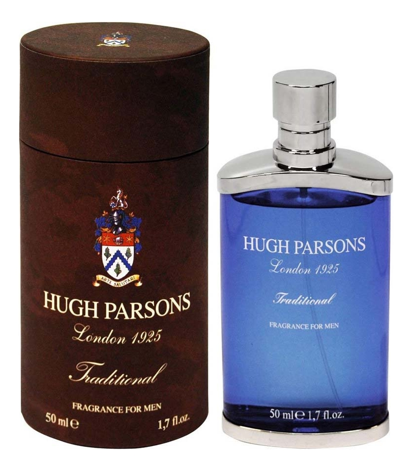 Hugh Parsons Traditional For Men: парфюмерная вода 50мл