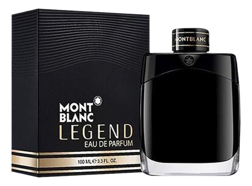Купить Legend Men: парфюмерная вода 100мл, Mont Blanc