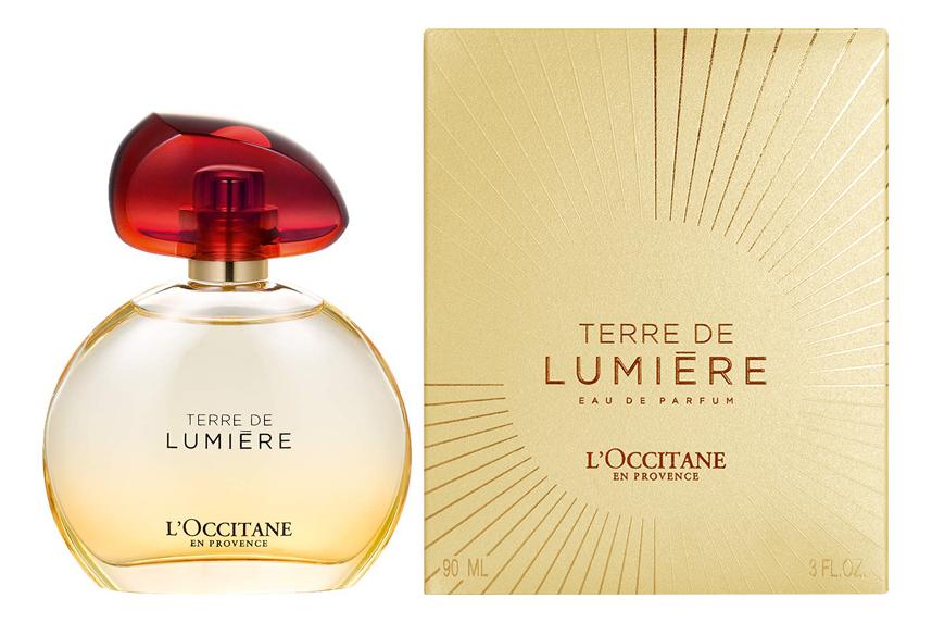 Terre De Lumiere: парфюмерная вода 90мл