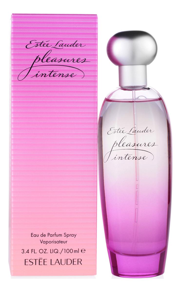 Купить Pleasures Intense: парфюмерная вода 100мл, Estee Lauder