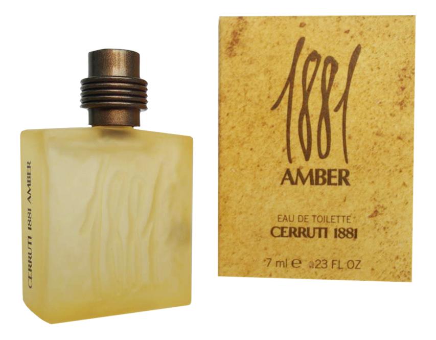 Купить 1881 Amber Pour Homme Винтаж: туалетная вода 7мл, Cerruti