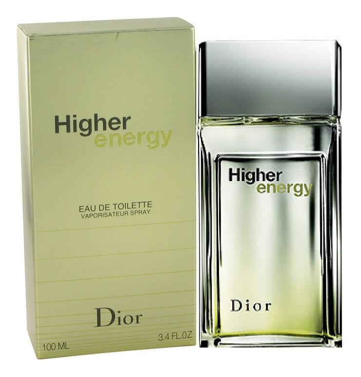 Christian Dior Higher Energy: туалетная вода 100мл  - Купить