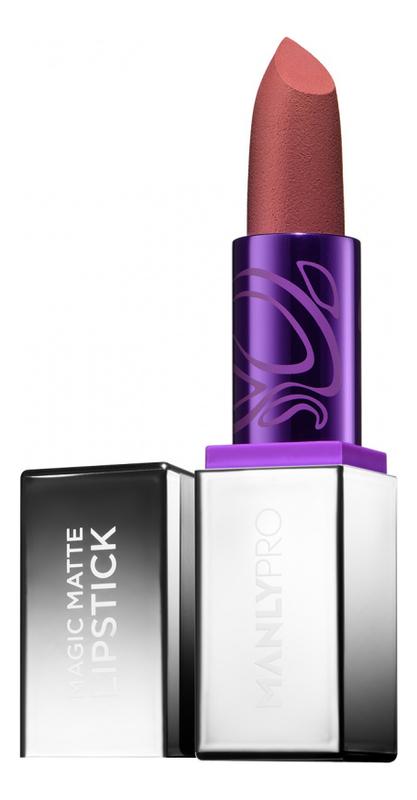 Фото - Матовая помада для губ Magic Matte Lipstick 4г: ML8 Stability восстанавливающая гигиеническая помада для губ жирная витамин f vitamin care rich lipstick 4г
