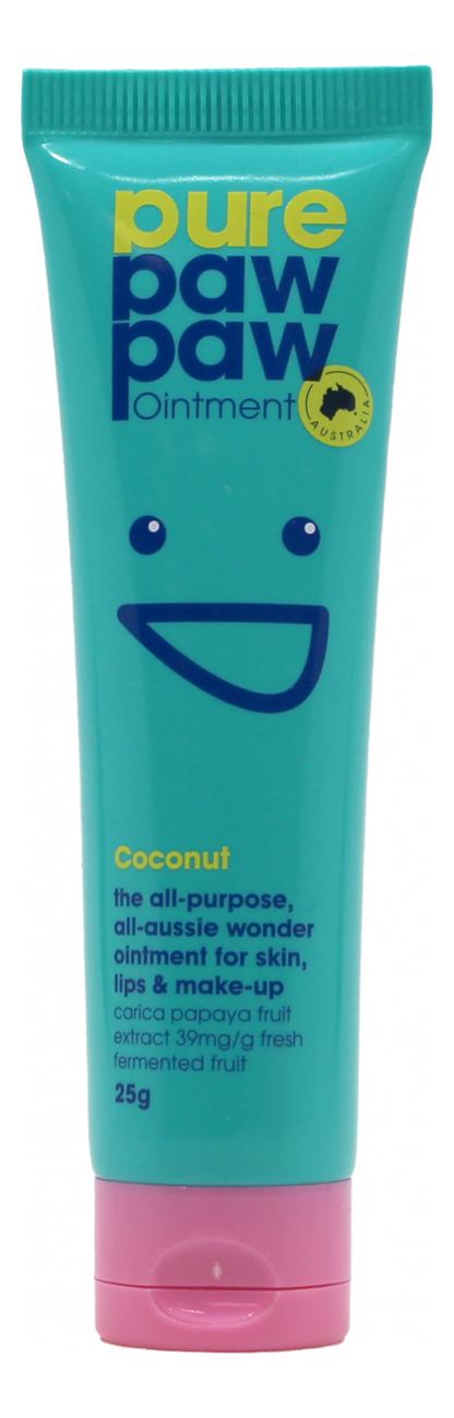 Бальзам для губ и тела с ароматом кокоса Coconut: Бальзам 25г недорого