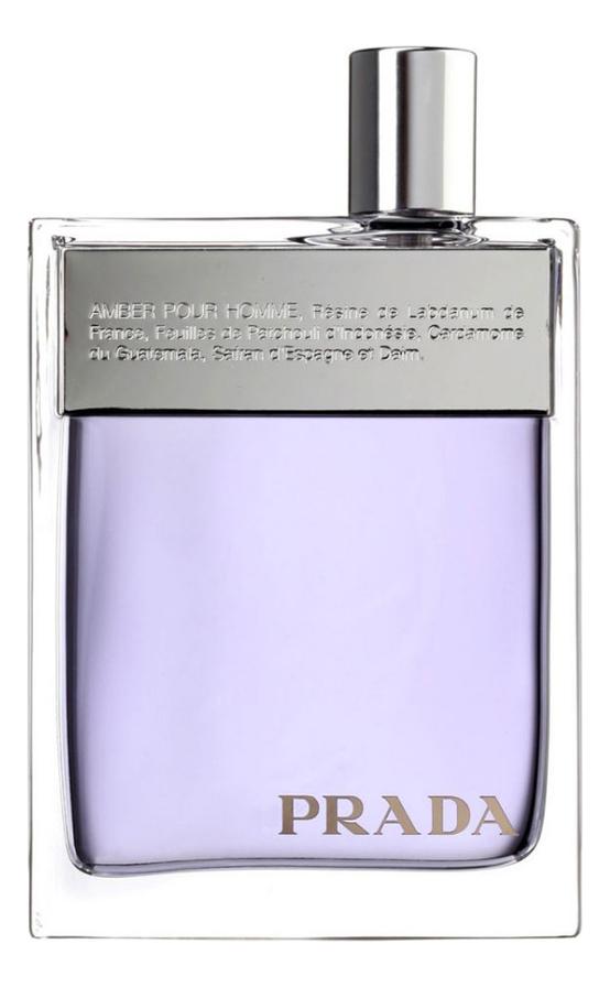 Prada Amber Pour Homme (Prada Man): туалетная вода 100мл тестер