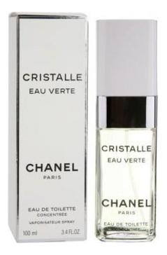 Cristalle Eau Verte: туалетная вода 100мл