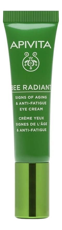 Купить Крем для кожи вокруг глаз против признаков старения и усталости Bee Radiant Signs Of Ageing & Anti-Fatigue Eye Cream 15мл, Крем для кожи вокруг глаз против признаков старения и усталости Bee Radiant Signs Of Ageing & Anti-Fatigue Eye Cream 15мл, APIVITA