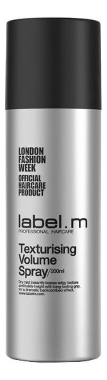 Текстурирующий спрей для волос Texturising Volume Spray: Спрей 200мл