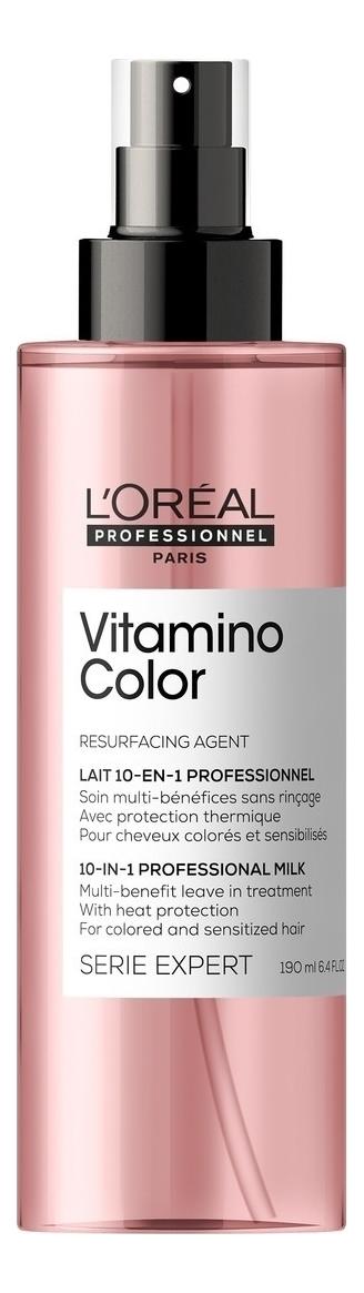 Купить Многофункциональный спрей для волос Serie Expert Vitamino Color A-OX Spray 10 In 1 190мл, L'Oreal Professionnel