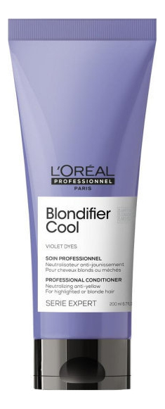 Кондиционер для холодных оттенков волос Serie Expert Blondifier Cool 200мл, L'Oreal Professionnel  - Купить