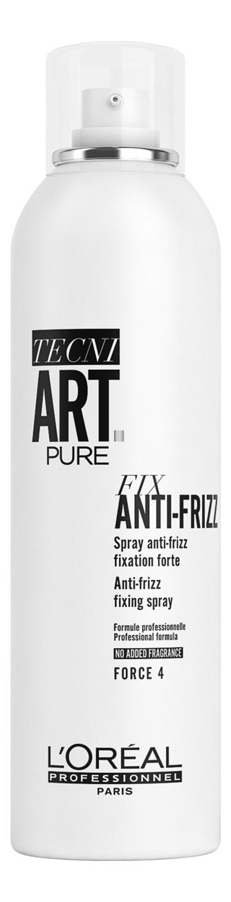 Купить Спрей для укладки волос Tecni. Art Pure Fix Anti-Frizz 400мл, L'Oreal Professionnel