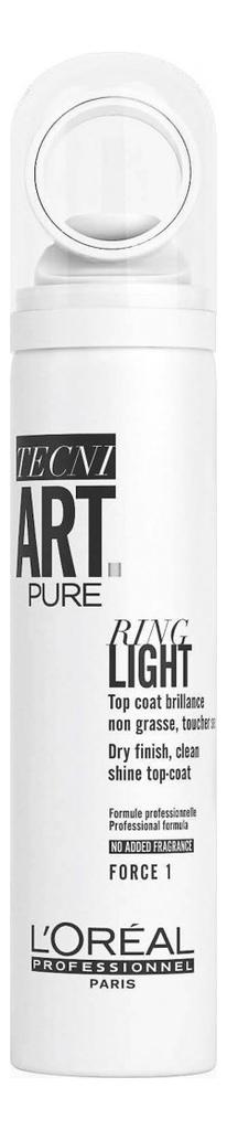 Фото - Спрей для укладки волос Tecni. Art Pure Ring Light 150мл l oreal professionnel tecni art 6 fix pure спрей для фиксации волос 250 мл