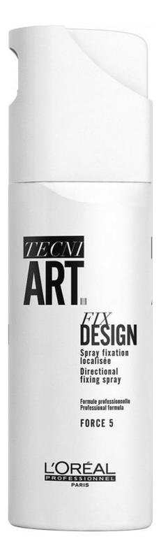 Фото - Спрей для локальной фиксации волос Tecni. Art Fix Design 200мл l oreal professionnel tecni art 6 fix pure спрей для фиксации волос 250 мл