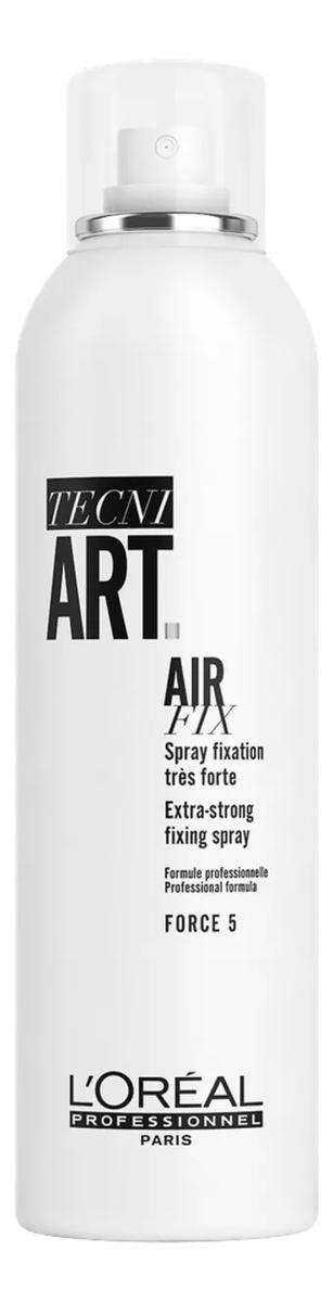 Фото - Спрей для моментальной фиксации волос Tecni. Art Air Fix: Спрей 250мл l oreal professionnel tecni art 6 fix pure спрей для фиксации волос 250 мл