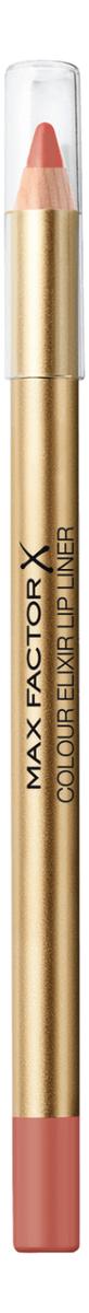 Карандаш для губ Colour Elixir Lip Liner 1,2г: 05 Brown N Nude недорого