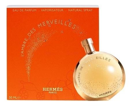 L'Ambre des Merveilles: парфюмерная вода 50мл hermes eau des merveilles духи 50мл тестер