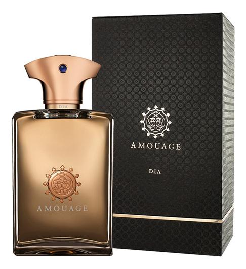 Купить Dia for men: парфюмерная вода 50мл, Amouage