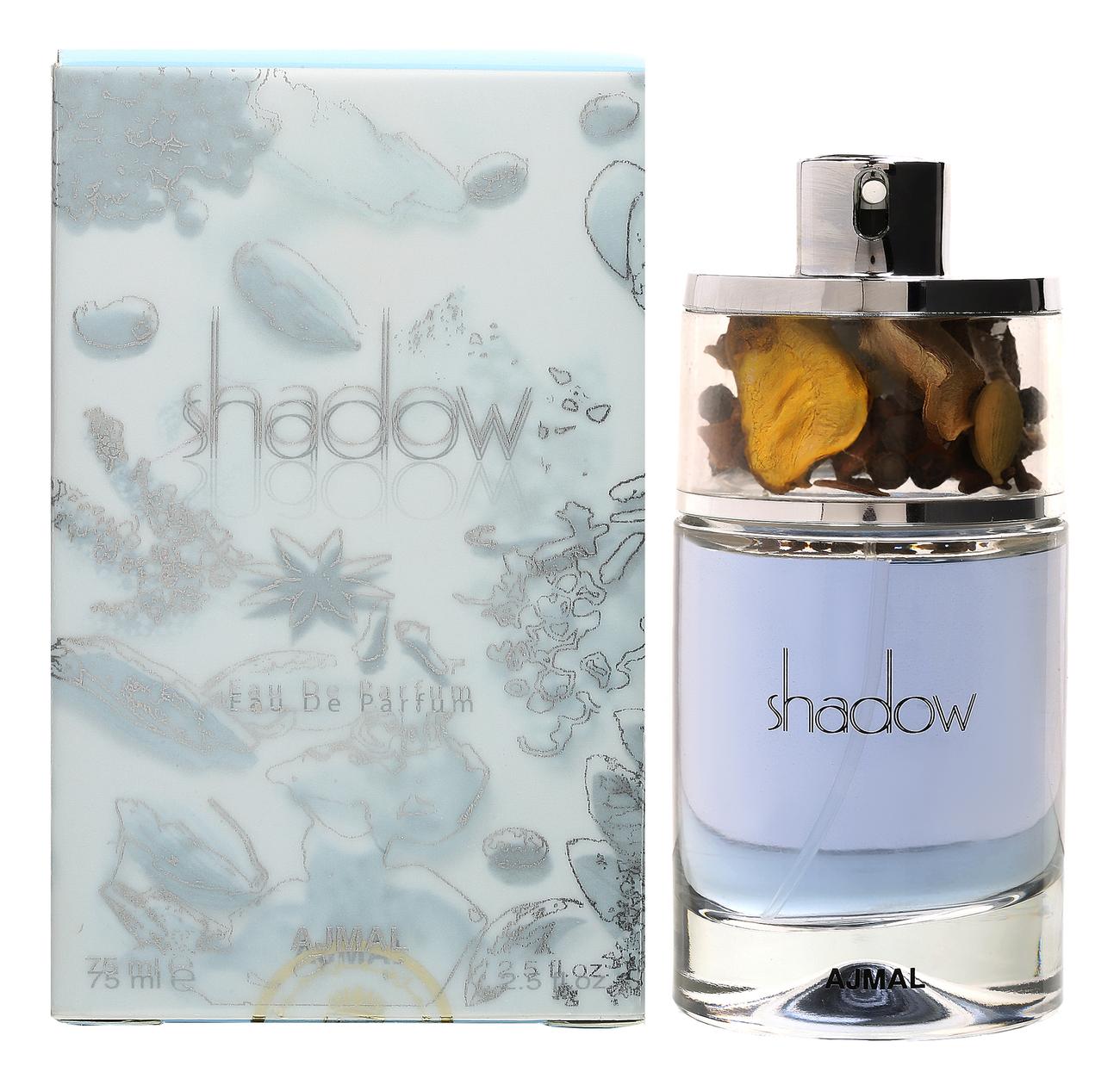 Ajmal Shadow For Him: парфюмерная вода 75мл ajmal shadow for her парфюмерная вода 1 5мл