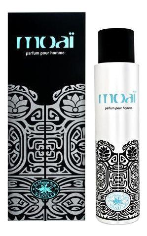 цена La Maison de la Vanille Moai: парфюмерная вода 100мл онлайн в 2017 году