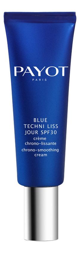 Купить Дневной крем для лица с гиалуроновой кислотой Blue Techni Liss Jour SPF30 40мл, Payot