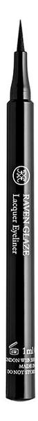 Подводка для глаз Raven Glaze Lacquer Eyeliner 1мл подводка для глаз super fine eyeliner pen 1мл black