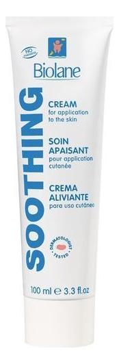 Успокаивающий крем для раздраженной кожи Baby Soothing Cream 100мл