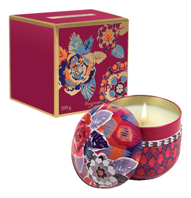 Купить Ароматическая свеча Myrrhe Patchouli: свеча 200г, Fragonard