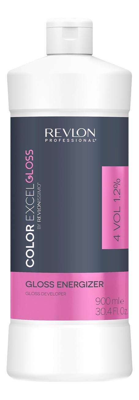 Активатор для красителя Color Excel Gloss Energizer 1,2% 900мл