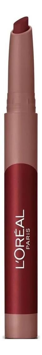 Купить Помада-стик для губ Infaillible Matte Lip Crayon: 112 Spise Of Life, L'oreal