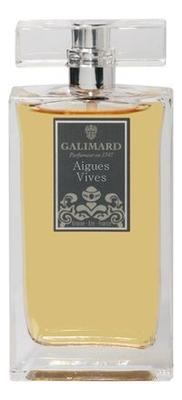 Купить Aigues Vives Men: парфюмерная вода 100мл, Galimard