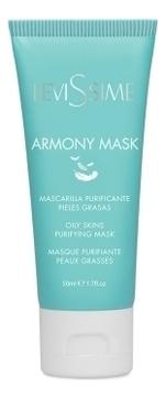 Фото - Очищающая маска для проблемной кожи Armony Mask: Маска 50мл levissime крем кожи armony cream балансирующий для проблемной 50 мл