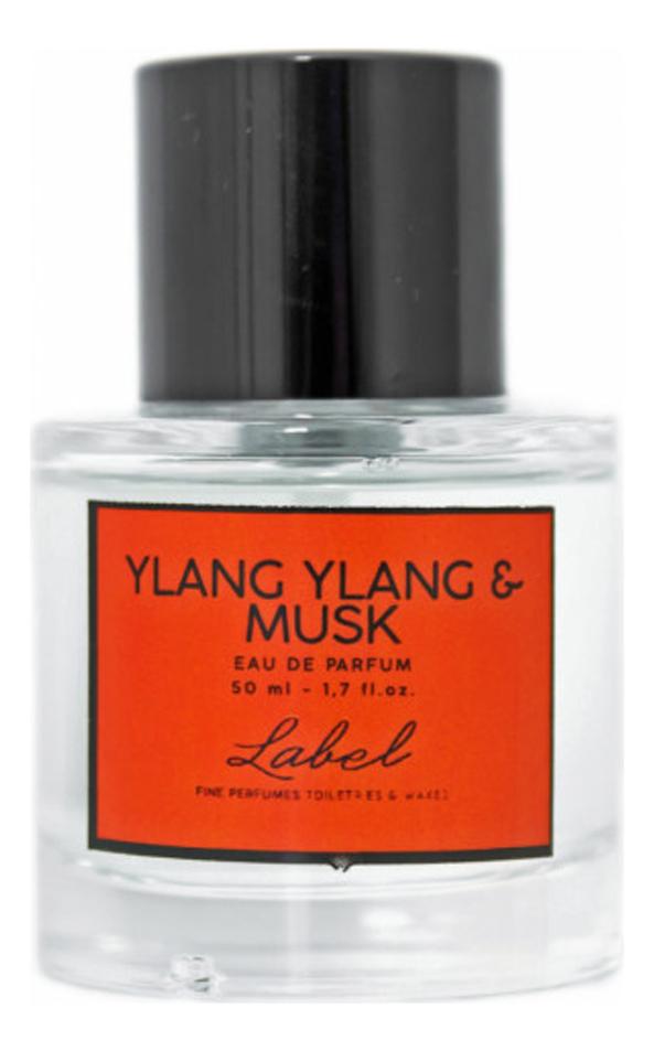 Купить Ylang Ylang & Musk: парфюмерная вода 50мл, Ylang Ylang & Musk, Label