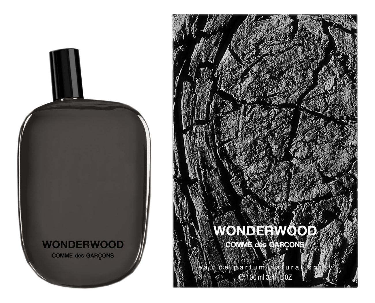 цена Comme des Garcons Wonderwood: парфюмерная вода 100мл онлайн в 2017 году