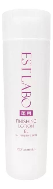 Купить Питательный лосьон для лица Estlabo Finishing Lotion EL 180мл, CBS Cosmetics