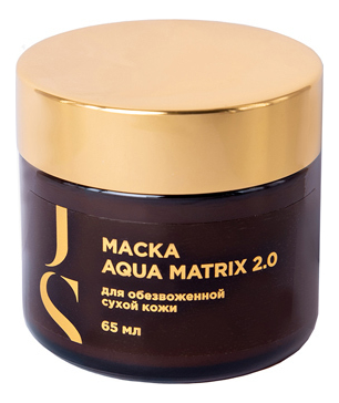 Купить Маска для обезвоженной сухой кожи лица Aqua Matrix 2.0 65мл, Jurassic SPA