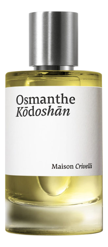 Osmanthe Kodoshan: парфюмерная вода 30мл недорого