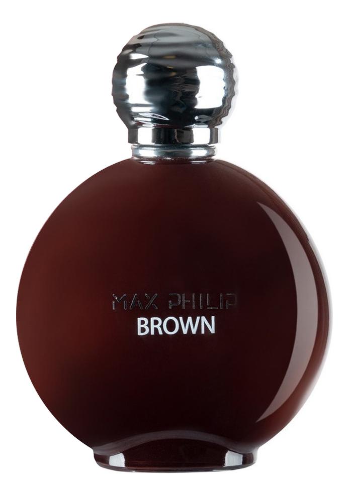 Купить Brown: парфюмерная вода 7мл, Max Philip