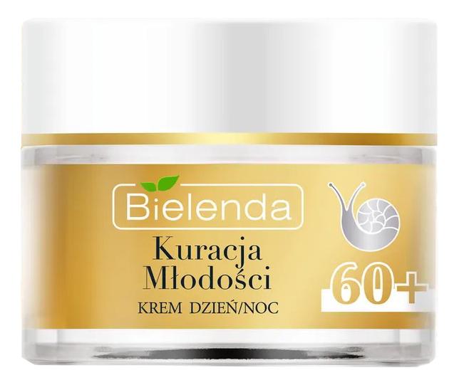 Купить Восстанавливающий крем для лица против морщин Youth Therapy Regenerating Anti-Wrinkle Cream 60+ 50мл, Bielenda