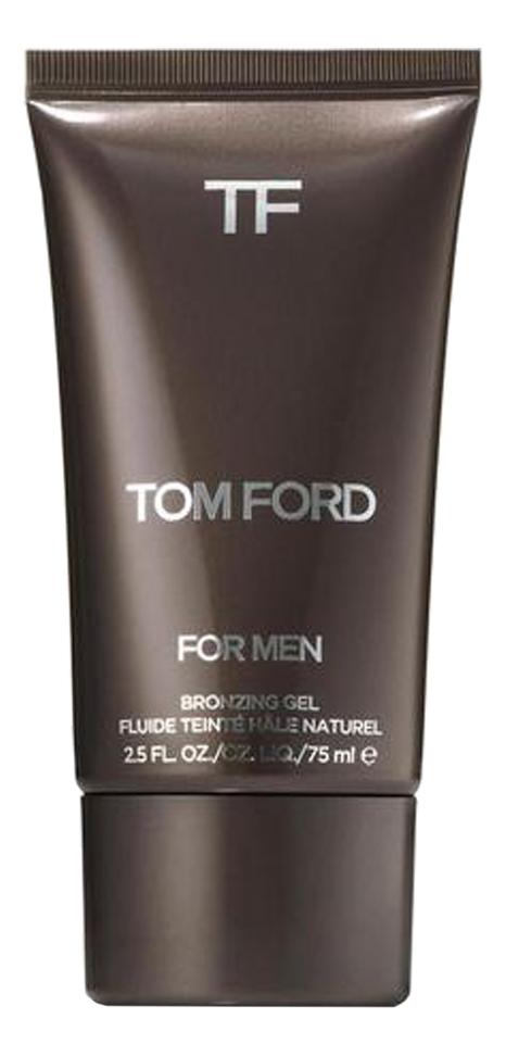 For Men: бронзирующий гель для тела 75мл tom ford for men гель для бровей