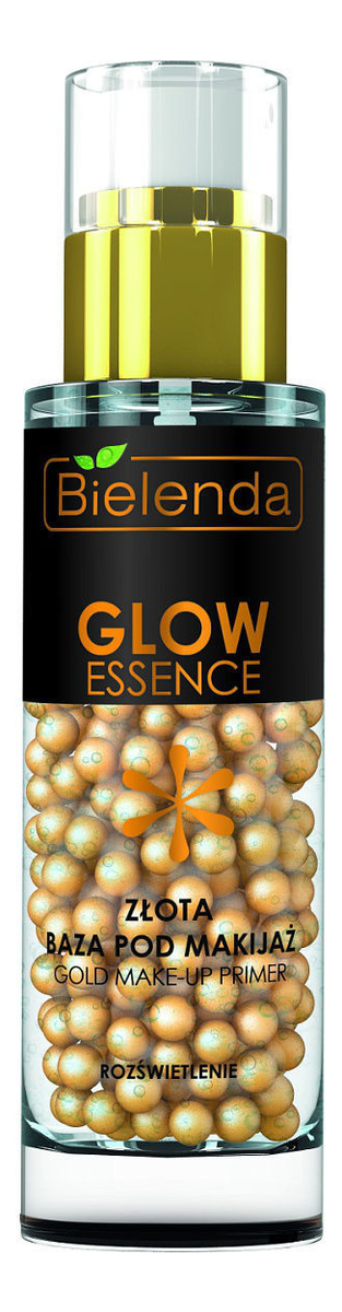 Купить Основа под макияж Glow Essence Gold Makeup Primer 30г, Bielenda