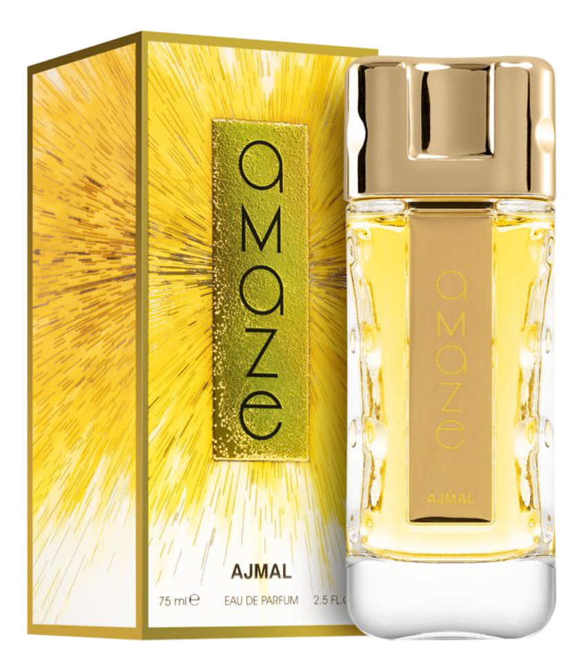 Купить Amaze For Her: парфюмерная вода 75мл, Ajmal