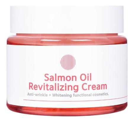 Купить Восстанавливающий крем для лица с лососевым маслом Salmon Oil Revitalizing Cream 80г, Eyenlip