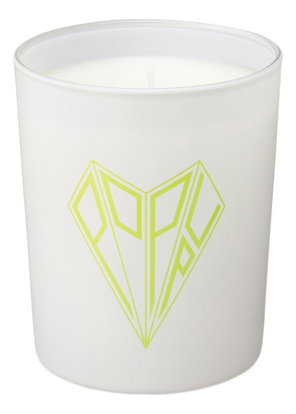 Купить Ароматическая свеча Wood Zip: свеча 32г, Pop Up Paris