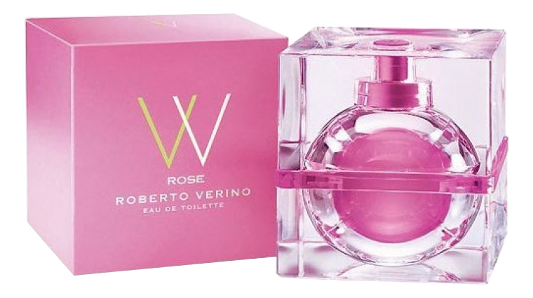 Roberto Verino VV Rose: туалетная вода 20мл
